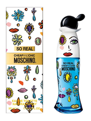 Moschino Cheap & Chic So Real
