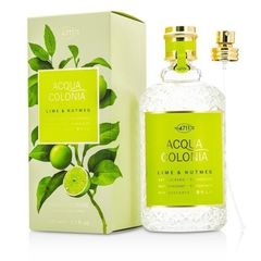 Maurer & Wirtz 4711 Acqua Colonia Lime & Nutmeg (Лайм и мускатный орех)