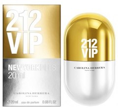 Carolina Herrera 212 VIP Rose New York Pills