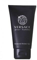Versace pour Homme гель для душа
