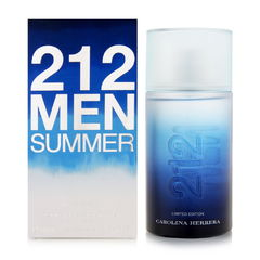 Carolina Herrera 212 Summer Men