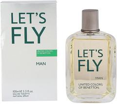 Benetton Let`s Fly