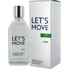 Benetton Let's Move