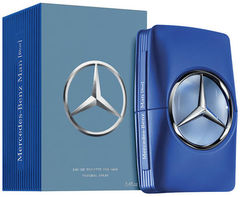 Mercedes-Benz Mercedes Benz Man Blue