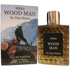 Mi6ka Wood Man