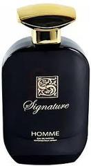 Signature Black Homme