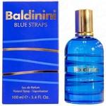 Baldinini Blue Straps