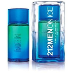 Carolina Herrera 212 On Ice Men