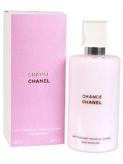 Chanel Chance body cream lait fondant Крем для тела