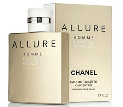 Chanel Allure Homme Edition Blanche Concentre