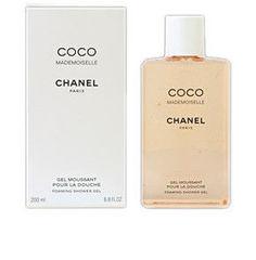 Chanel Coco Mademoiselle shower gel moussant Гель для душа