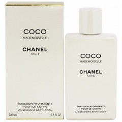 Chanel Coco Mademoiselle body emulsion hydratante Увлажняющая эмульсия для тела