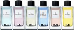 Набор Dolce & Gabbana №1 + №3+ №6 + №10 + №18