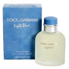 Dolce&Gabbana Light Blue men