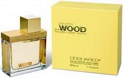 DSquared2 She Wood Golden Light Wood