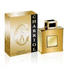 Charriol Royal Gold Eau De Toilette Intense Pour Homme