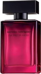 Narciso Rodriguez For Her in color limited edition