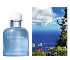 Dolce & Gabbana Light Blue Beauty of Capri