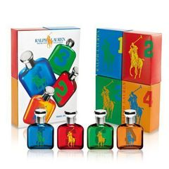Ralph Lauren The Big Pony mini set travel exclusive (4*15ml mini #1-2-3-4)