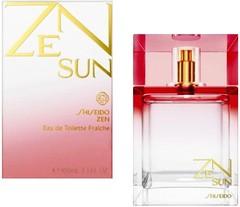 Shiseido Zen Sun Eau De Fraiche woman